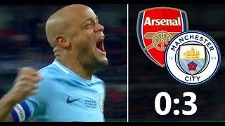 Eddy & Nils kommentieren das League-Cup-Finale | Highlights | Arsenal - Manchester City  0:3