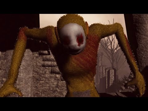 TERRIFYING BLIND MONSTER HUNTS ME DOWN! | SlendyTubbies 3 (Part 3)