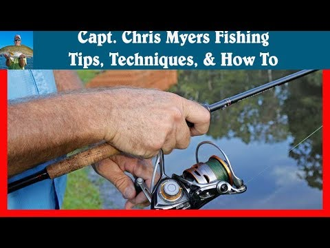 Saltwater Spinning Reel Cleaning & Maintenance