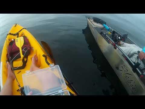 Oceanside California Kayak Fishing