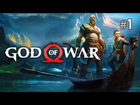 Twitch Livestream | God Of War Part 1 [PS4]