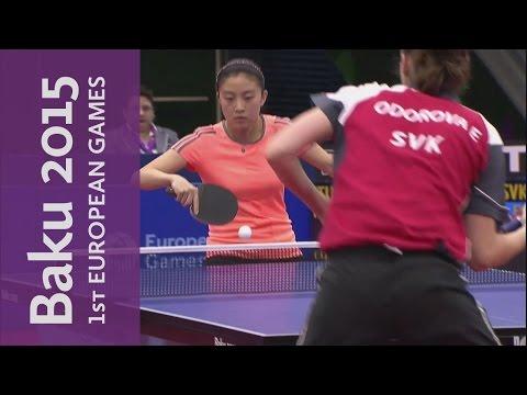 DAY 7 Replay   Archery, Volleyball & Table Tennis   Baku 2015 European Games