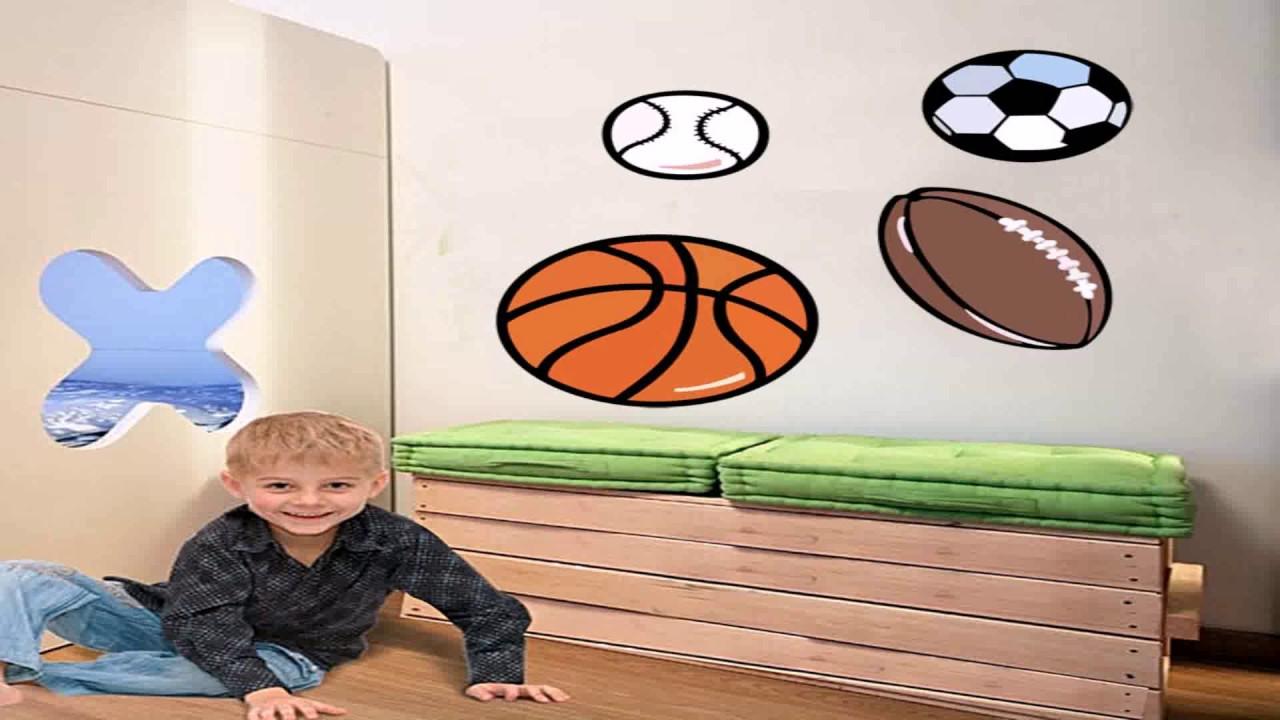 Diy Football Nursery Decor