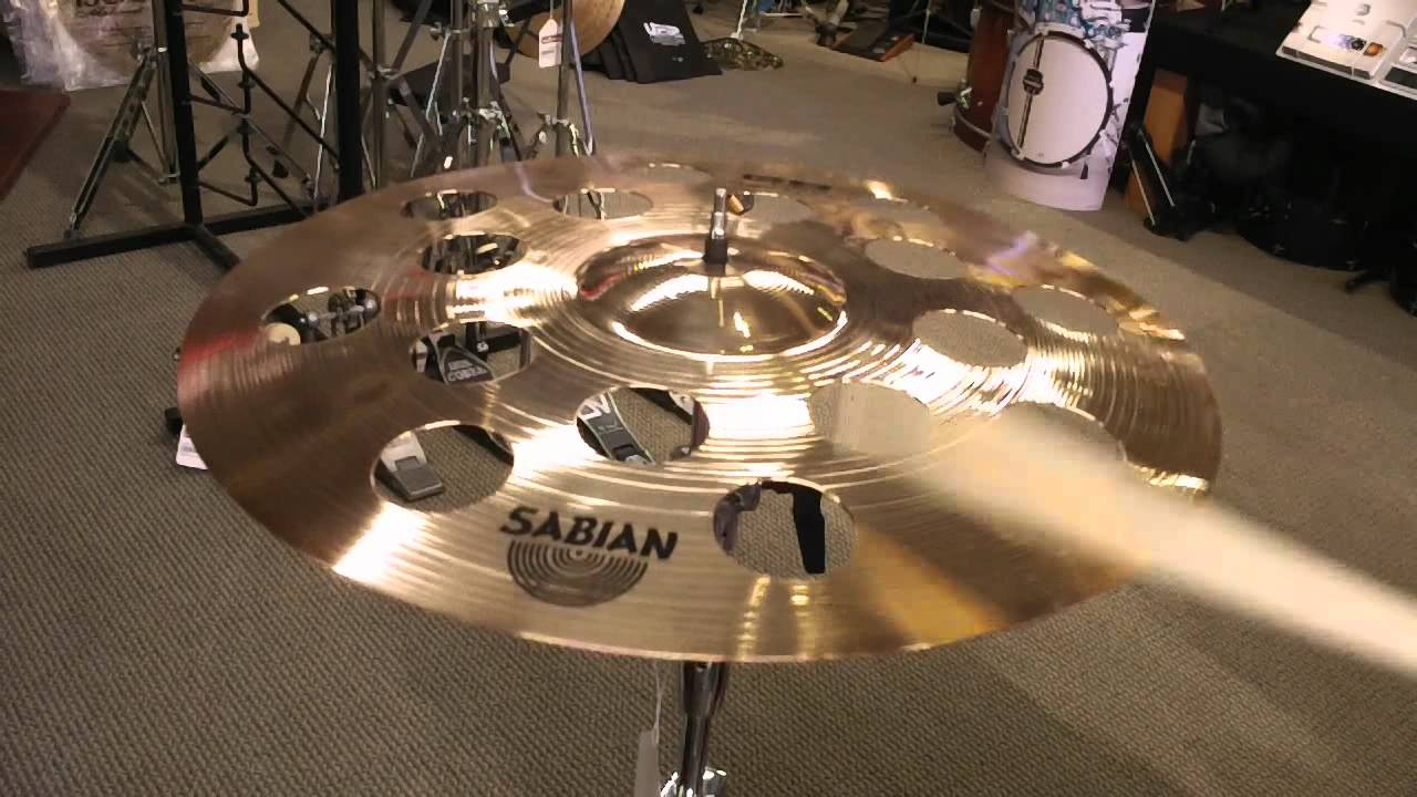 how to stop keyholling on a cymbal