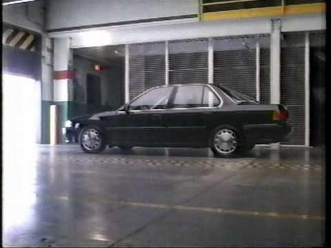 1992 honda marysville ohio automobile plant tv commercial for Honda marysville oh