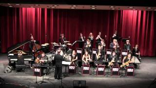 "Sun Prairie Jazz I performs ""Sultry Sunset"" by Duke Ellington"