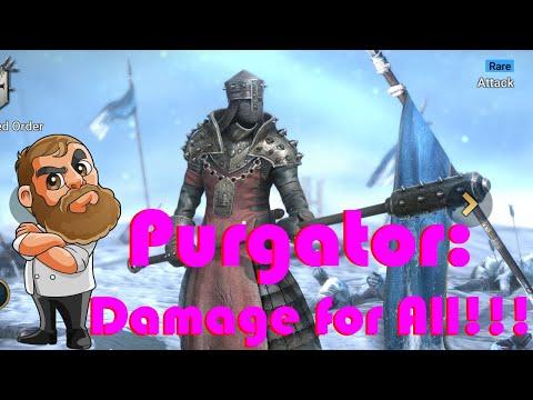 Purgator Champion Review in Raid Shadow Legends