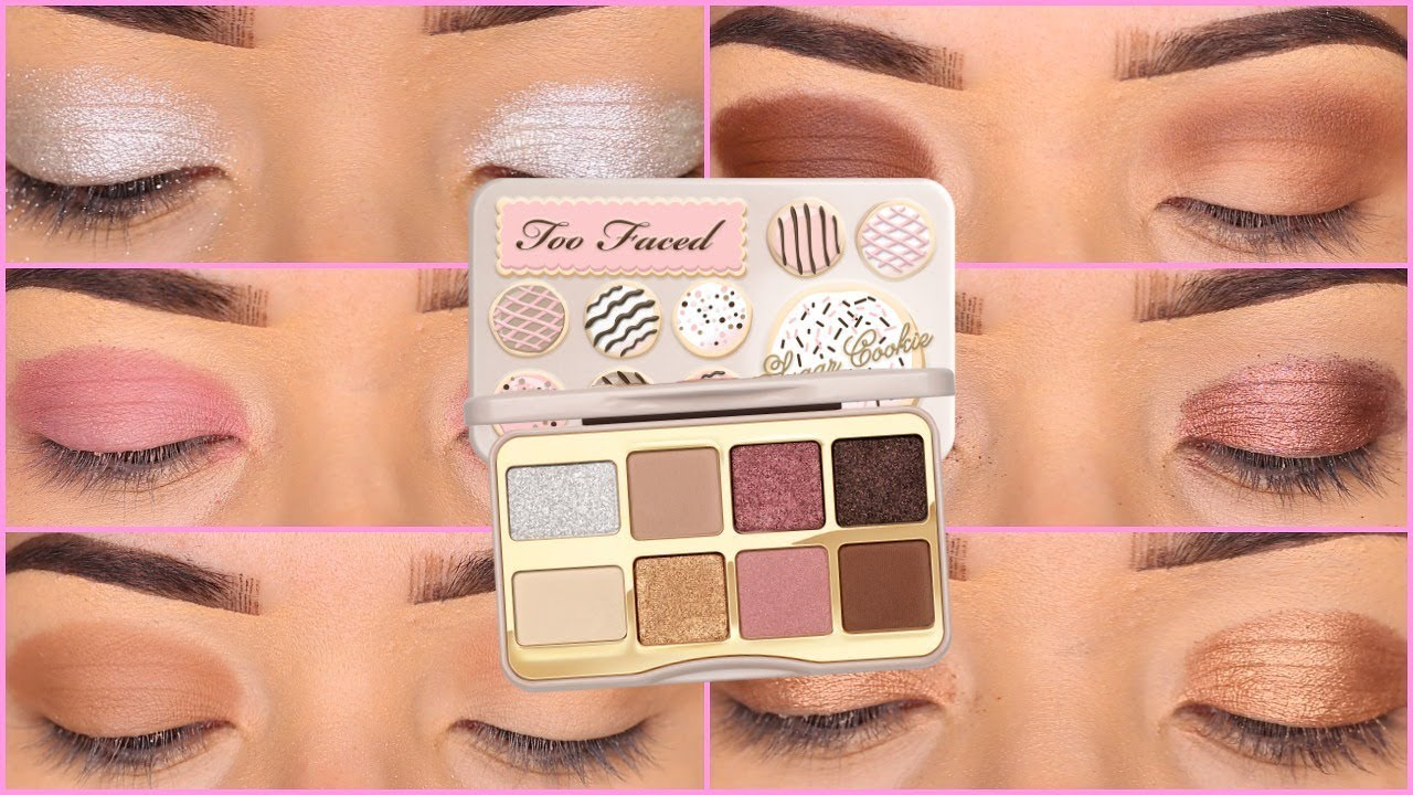 Sugar Cookie Eyeshadow Palette by Too Faced #3