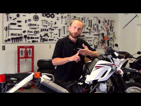 Yamaha XT250 Running Condition - Troubleshooting