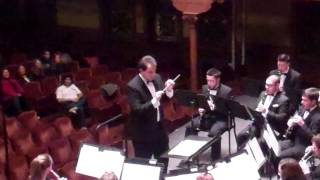 Syracuse University Symphony Band: Poet and Peasant Overture
