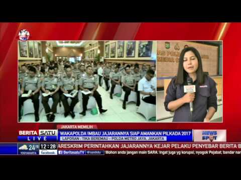 Wakapolda Imbau Jajarannya Siap Amankan Pilkada 2017