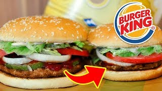 10 Things You SHOULD KNOW About Burger King Whoppers Before Biting