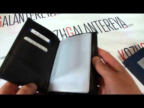 Мужское портмоне для документов и денег от Tirelli, модель - BV-2