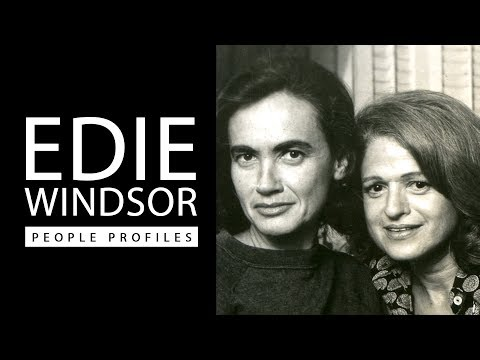 Edie Windsor and the ACLU Challenge the Defense of Marriage Act