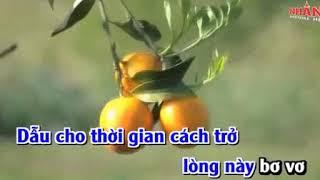 Karaoke Mot Mai Em Roi Xa Trinh Lam -- Ngoc Anh Moi Nam