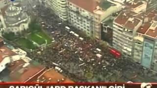 Mustafa Sarıgül Sevgi Yürüyüşü Kanal D Ana Haber 15 Şubat 2009