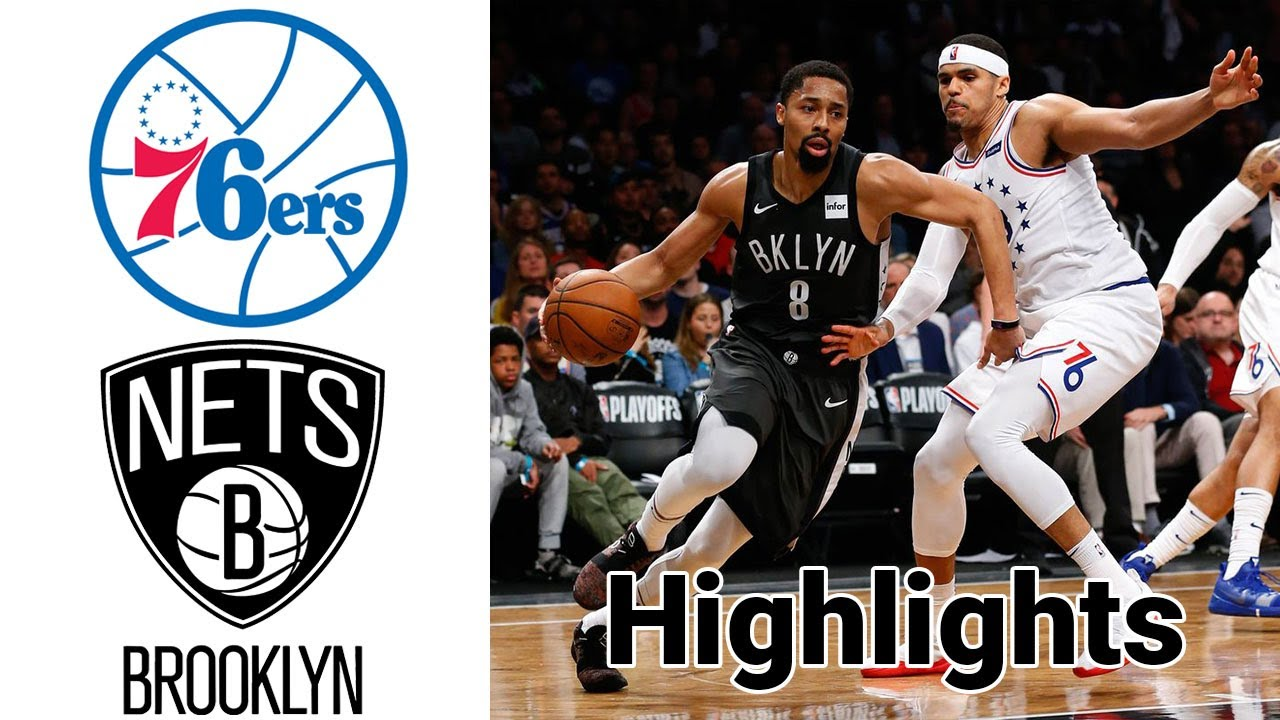 76ers vs Nets HIGHLIGHTS Full Game ...