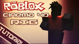 ROBLOX Cinema 4D Rig