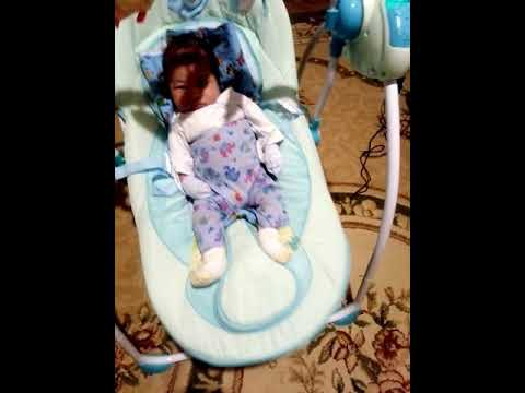 Кресло-качалка для детей  с 0+ месяцев
