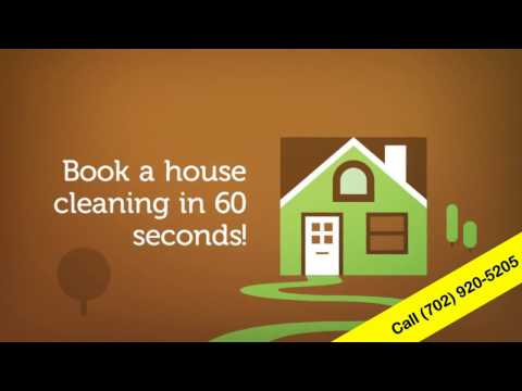 House Cleaning and Maid Service in Las Vegas - Call (702) 920-5205 Today!