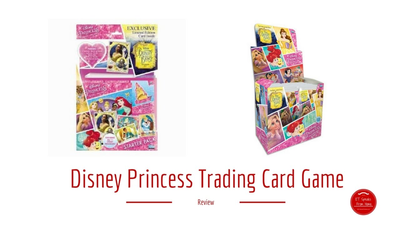 TOPPS DISNEY PRINCESS TRADING CARDS BEAUTY /& THE BEAST LIVE ACTION MOVIE CARDS
