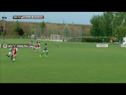 SK Slavia Praha - AC Omonia Nicosia