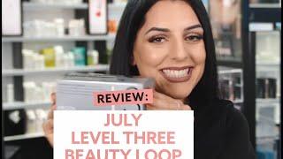 Review: Staff Secret Ballot Level 3 Beauty Loop Box I MECCA Beauty Junkie