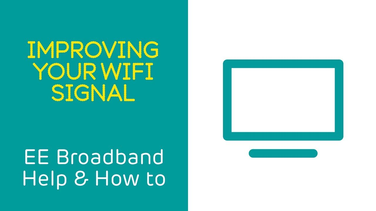 How can I improve my WiFi connection?   Help   EE