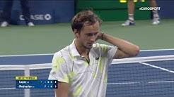 Фелисиано Лопес - Даниил Медведев. US Open-2019. Обзор матча