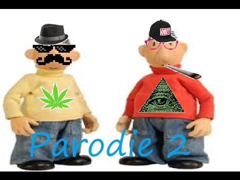 Pat A Mat Parodie (Amatérský Dabing) CZ/SK