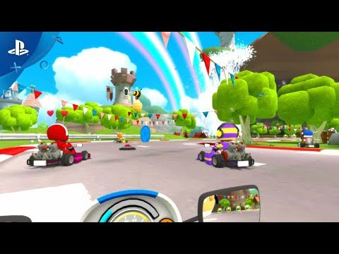 VR Karts –Launch Trailer | PS VR