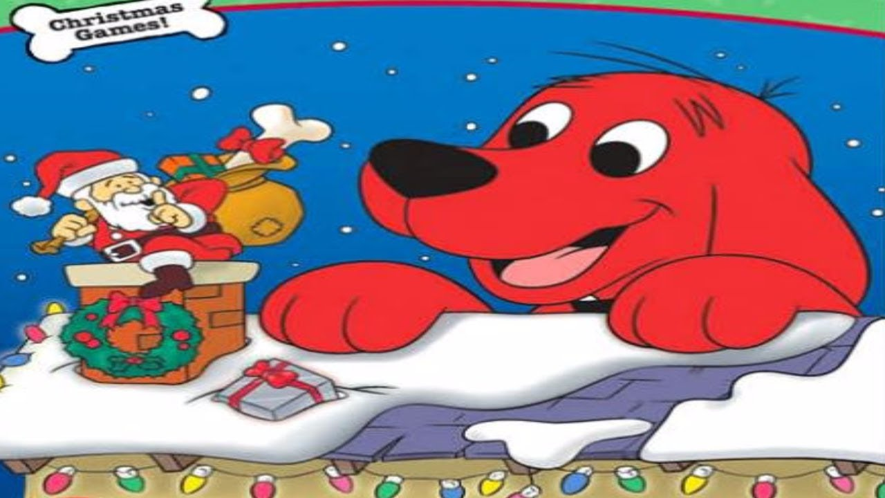 clifford the big red dog cliffords carnival cliffords halloween cliffords first christmas