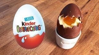Ü-Eier Lifehack I Löffelei selbermachen I Rezept Ü-Ei Dessert für Ostern