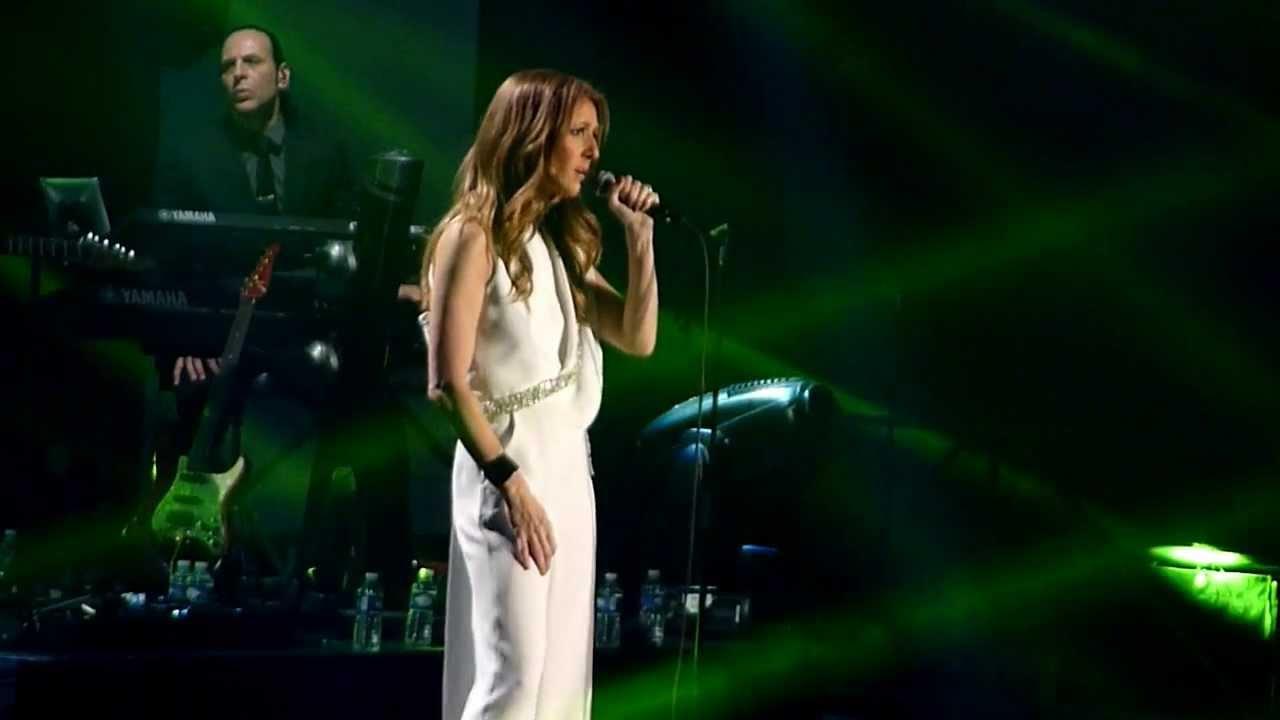 Download Céline Dion - Tout L'or Des Hommes Live @ Bercy, Paris, 2013 HD