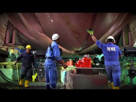 MUHIBBAH MARINE ENGINEERING SDN BHD - MV POLARIS