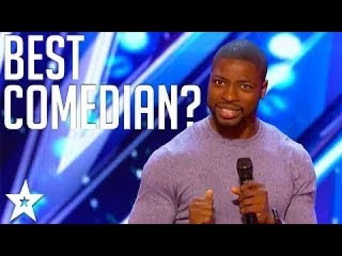 ALL Performances Preacher Lawson - The Best Comedian Americas Got Talent 2017