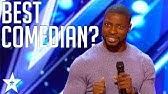 ALL Performances Preacher Lawson - The Best Comedian America's Got Talent 2017