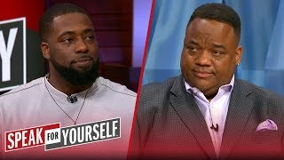 Brian Banks discusses his story & the 'what ifs' on NFL career | SPEAK FOR YOURSELF