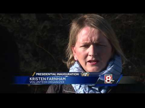 Many Mainers making plans to attend presidential inauguration