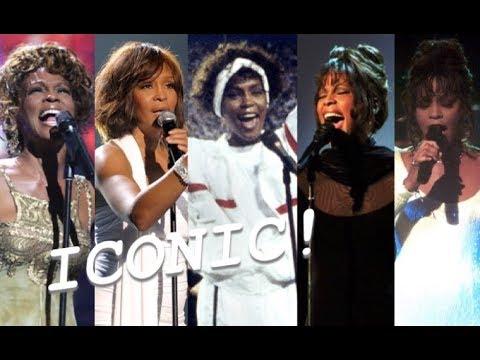 Whitney Houston - ICONIC PERFORMANCES! (Part1)