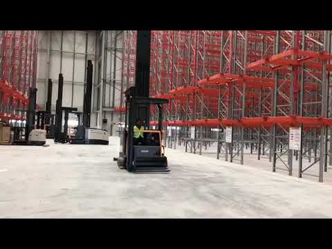 Crown Tsp 7000 With Infolink And APS System 17meter Height