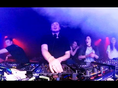 Skober live from Universum Club, Stuttgart (Germany) [03-03-