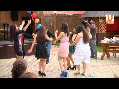 U News  Вечер армянской молодежи впервые прошел в Уфе