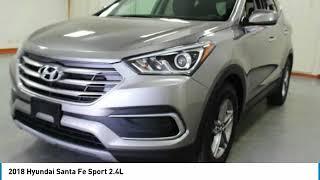 2018 Hyundai Santa Fe Sport Holzhauer Auto and Motorsports Group 076238