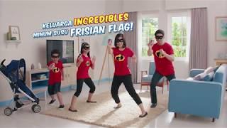 Frisian Flag Milky edisi Incredibles 2!