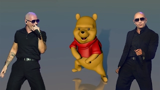Gambar cover Winnie Pooh Dance To Pitbull For 10 Hours
