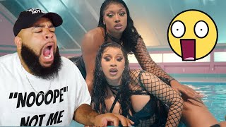 This Gave Me Morning Wood | Cardi B - WAP feat. Megan Thee Stallion [Official Music Video] -
