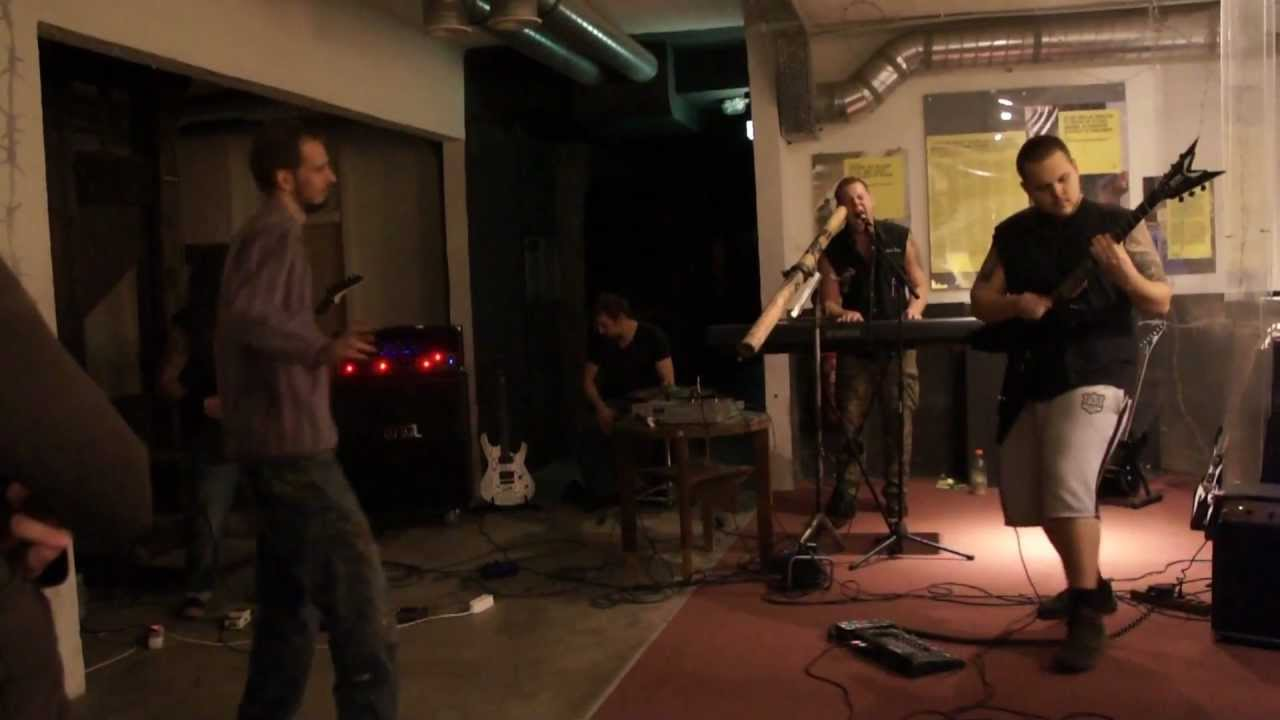 Graveitas Live At Foltermuseum Wien 29092012 Full Show Part 1