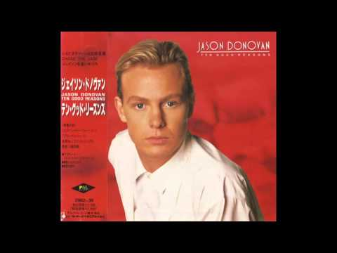 Jason Donovan - Every Day I Love You More (P.W.L. Extended Version) / 1989