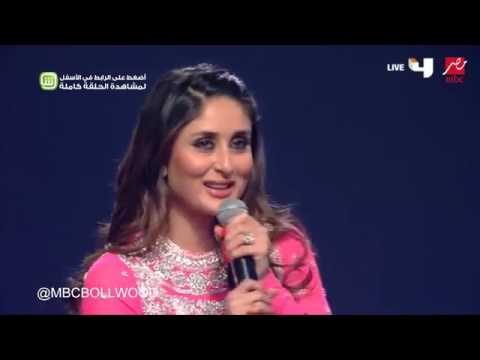 "kareena kapoor performance on ""Arabs Got Talent"""